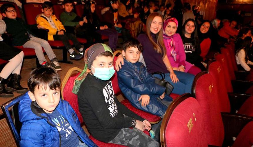 Umut ve Yaşam Derneği, Trabzon Devlet Tiyatrosu * Heidi Oyunu